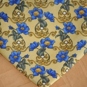 FENDI Tie New without Tags 100% Silk